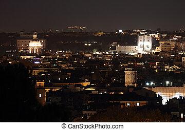 Trinita dei Monti Rome - the Santissima Trinita dei Monti...