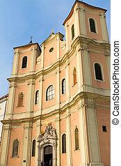 Trinitarian Church of Bratislava, Slovakia