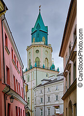 Trinity Tower in Lublin