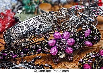 Trinkets and jewelry 1