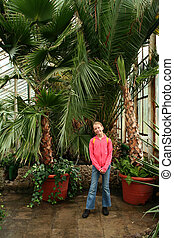 Trip to the conservatory