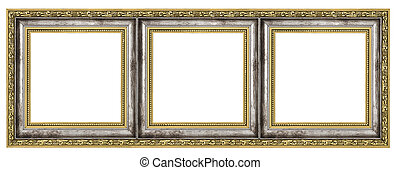 triptych, isolato