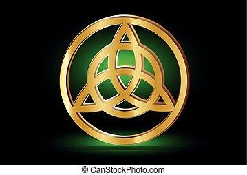 triquetra, símbolo