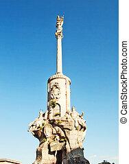 Triumph of San Rafael in Cordoba - Spain