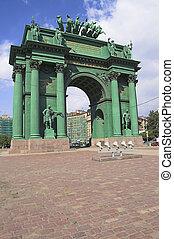 Triumphal Arch - Narva Tr