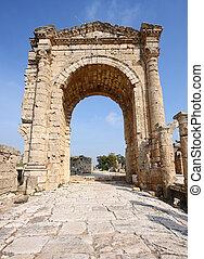 Triumphal Arch, Tyre