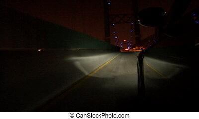 TRN-0006-Drive across bridge mount