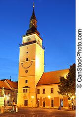 Trnava Tower - Slovakia city