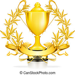 trofeo, vettore