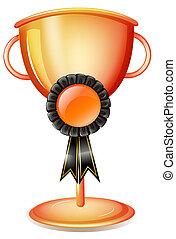 trofeo, worldcup, nero, nastro