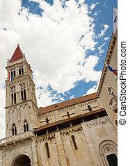 Trogir - Cathedral, Croatia.