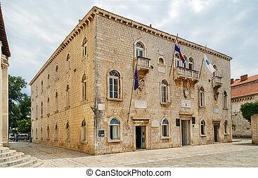 Trogir City Hall, Croatia