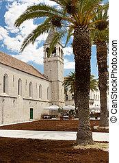 Trogir - old UNESCO twon, Croatia.