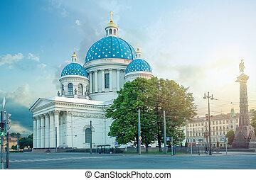 (troitsky, troitse-izmailovsky, troitsky, 時々, sobor;, sobor), 大聖堂, 呼ばれる, 三位一体