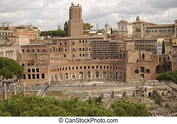 Trojans market rome