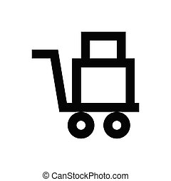 trolley  pixel perfect icon