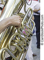 Trombone Musician