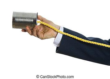 trommel telefoon