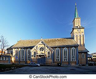 tromso, chiesa