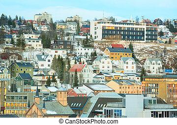Tromso City Norway