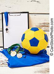 trophée, équipement