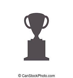 trophies ,vector