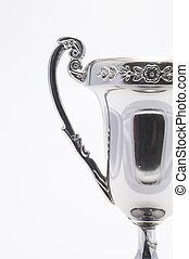 Trophy - Championship Cup - A silver championship cup, ...