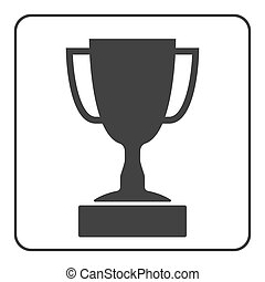 Trophy cup icon 1