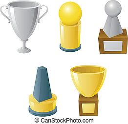 Trophy Set