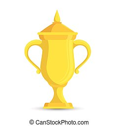 trophy winner tennis game