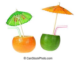 Tropic drinks