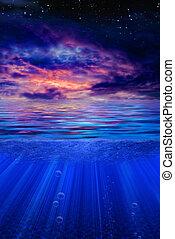 Tropic Twilight