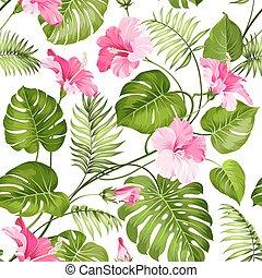 tropicais, flower.