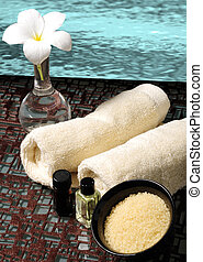 Tropical aromatherapy
