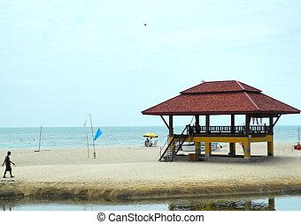 tropical beach , Koh Samui, Thailan