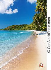 Tropical beach, Kood island, Thailand