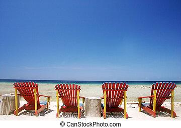 Tropical Beach - Location: Bali, Indonesia