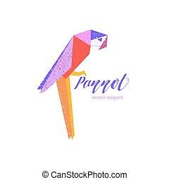Tropical bird sign