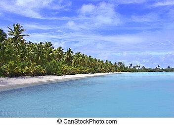 Tropical Coast - Aitutaki
