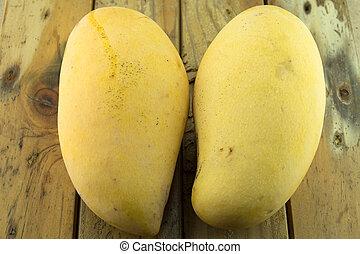 Tropical fruit mango