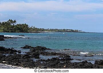 Tropical Hawaii Cove