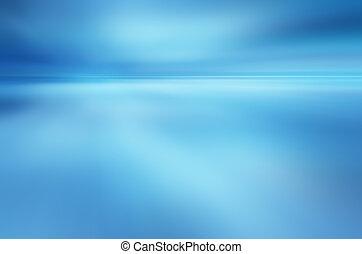 Tropical horizon abstract backgroun
