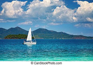 Tropical islands, Thailand - Tropical islands, Trat...