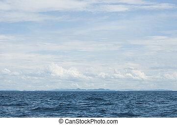 tropical, islas
