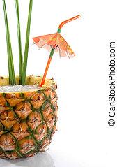 Tropical Pineapple Drink 2