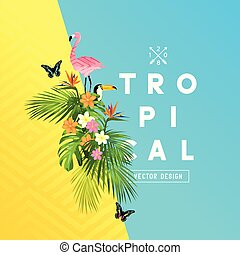 Tropical Rainforest Elements