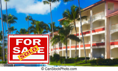 Tropical resort for sale