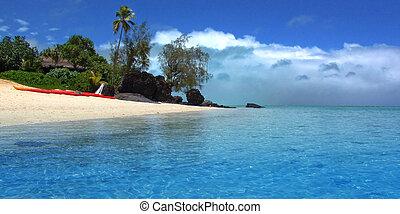 Resort on Aitutaki
