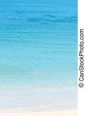 tropical sea beach