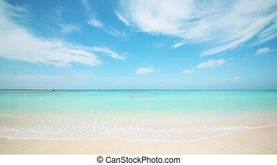 Nishihama beach in Hateruma-jima, Okinawa.